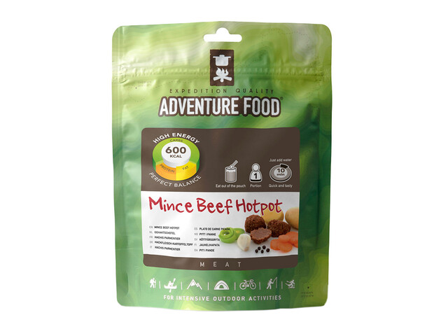 Adventure Food Mince Beef Hotpot Einzelportion